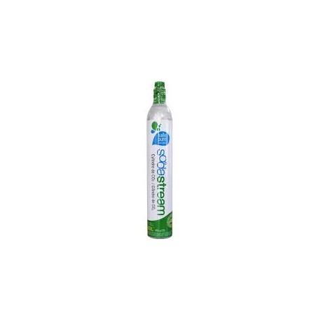 Recharge co2 sodastream